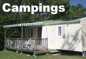 Location mobil home dans campings en Vendée