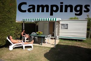 Les campings en Vendée