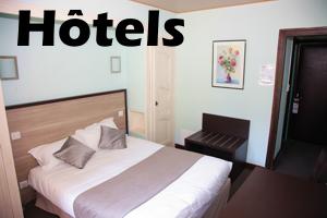 les hôtels de la Vendée