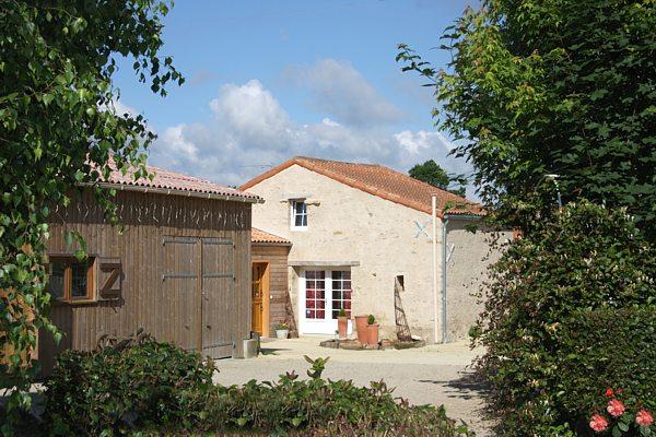 Un gîte écologique à Chantonnay