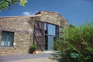 Chambres d'hotes avec salle de réception proche de St Gilles Croix de Vie - Bacqueville