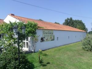 Ferme Auberge en Vendée les Vieilles Ventes