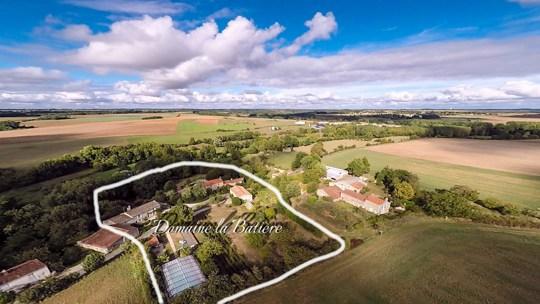 Village de gites en Vendée avec piscine couverte
