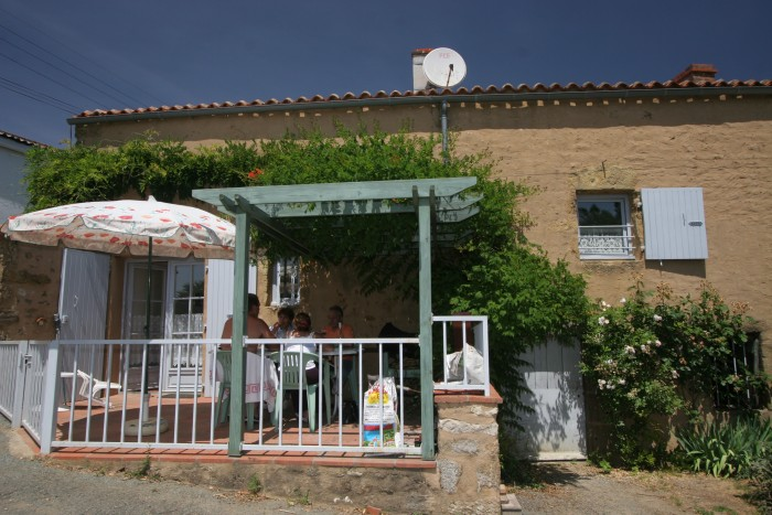 Gites grande capacité à Saint Martin des Fontaines en Vendée