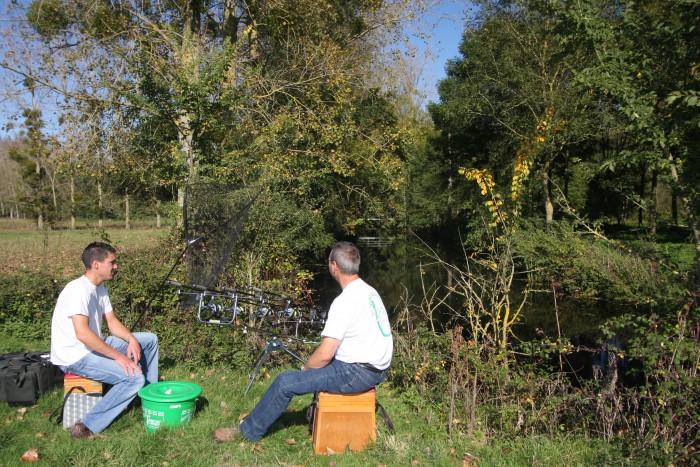 Gite de peche labellisé en Vendée