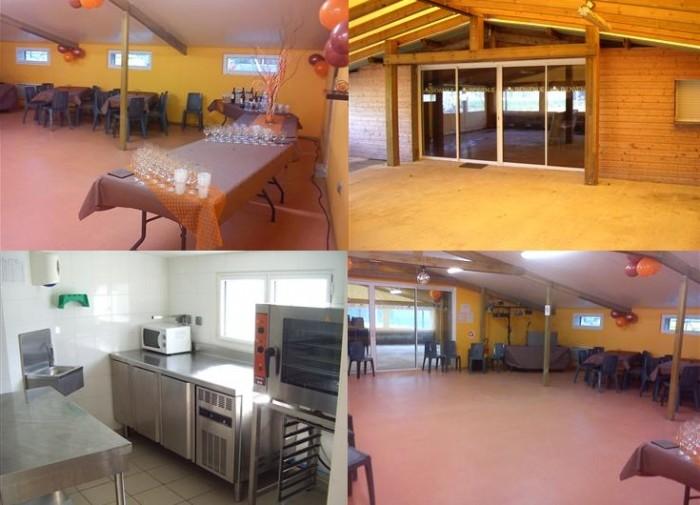 Location de salle 70 à 120 personnes Saint Christophe du Ligneron