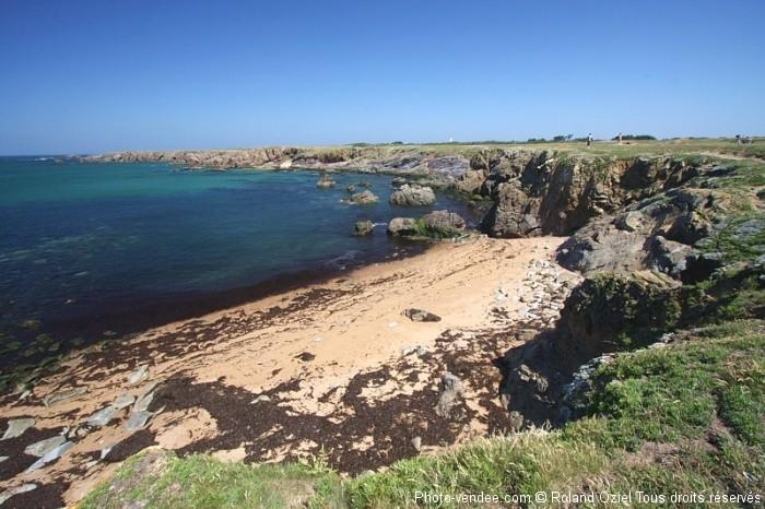 Ile d'yeu entre côte sauvage et sable fin le circuit touristique