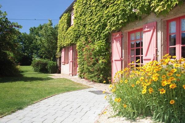 Gite avec une piscine interieur en Vendée