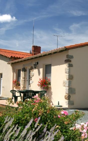 Gîte de la Libaudière à 15 minutes du Puy du Fou