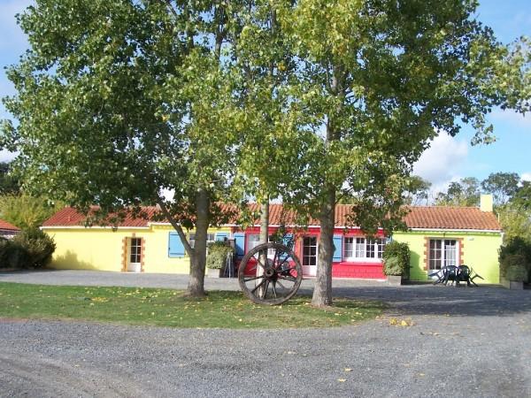 Village de gites à Sallertaine
