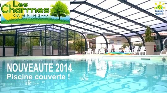 Les campings vend ens 3 ou 4 toiles vacaf avec piscine for Camping 4 etoiles normandie avec piscine couverte