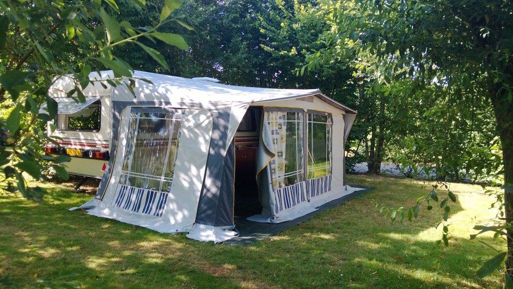 Camping avec emplacement à apremont