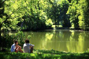 Camping dans la nature en Vendée sur un domaine de 50 ha en Vendée