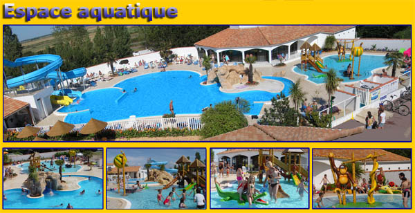 Camping Proche De La Plage La Tranche Sur Mer Vendée - Camping la tranche sur mer avec piscine
