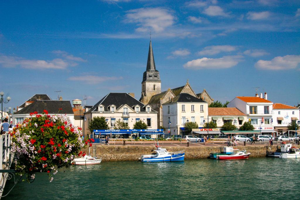 Saint Gilles Croix de Vie en Vendée
