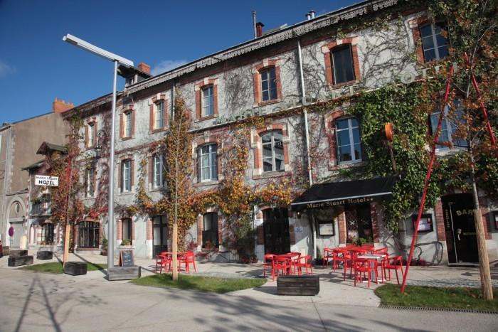 Hotel le Marie Stuart à la Roche sur Yon