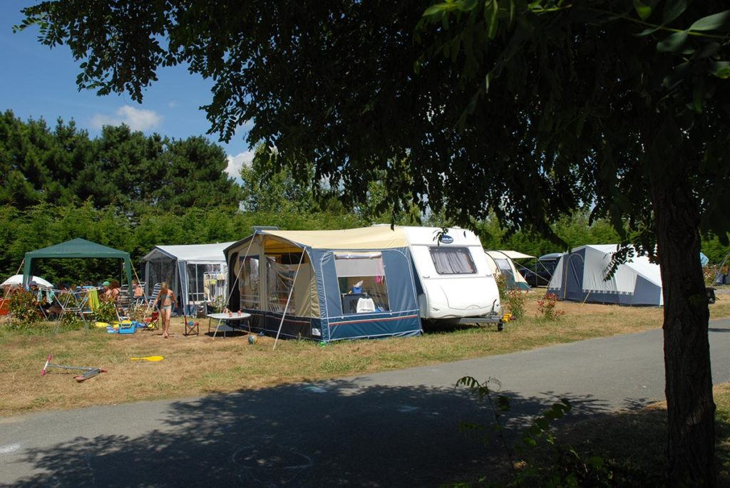 camping vacaf avec emplacement