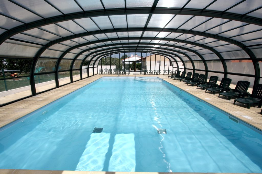 Camping piscine couverte et chauffée Saint Gilles Croix de Vie
