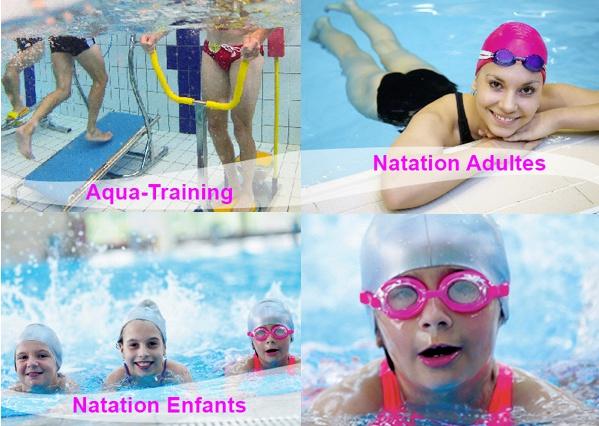 Cours de natation et apprendre à nager en Vendée