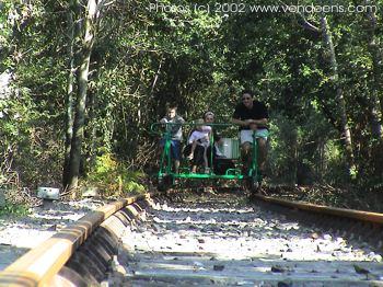 Photo Vélo rail