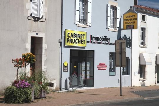 Le Cabinet immobilier Fruchet en Vendée à Chantonnay