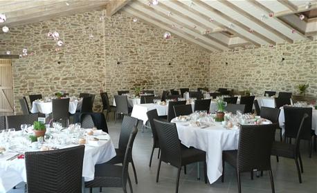 Location salle Nantes le Manoir du Pas Jahan 50 à 150 personnes