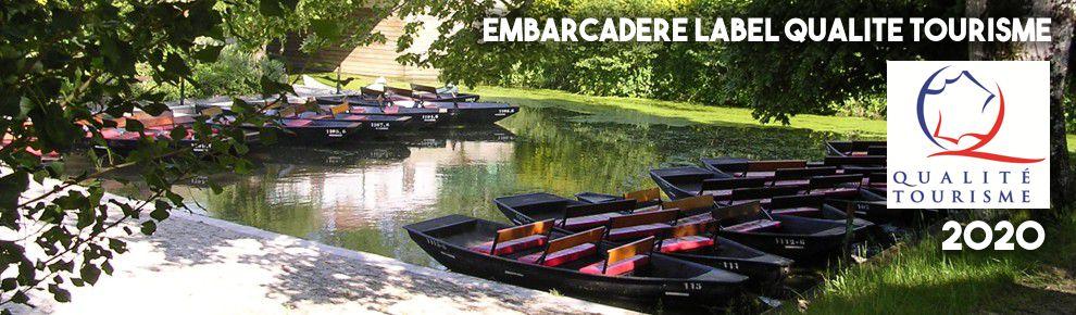 Balade en barque dans le Marais Poitevin et la Venise Verte