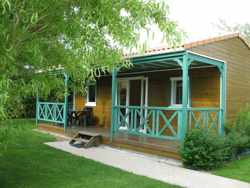 location de chalet ou mobil-home camping apremont