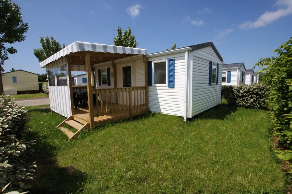 Location mobil-home dans camping Saint Gilles Croix de Vie