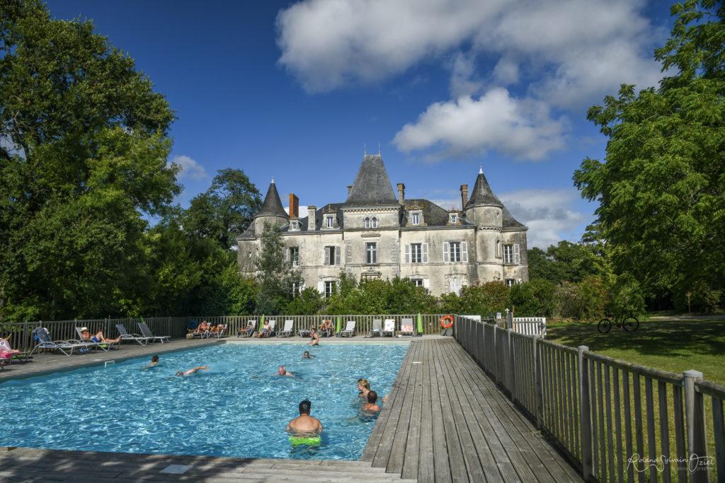 Camping avec piscine en Vendée Yelloh Village 4 étoiles