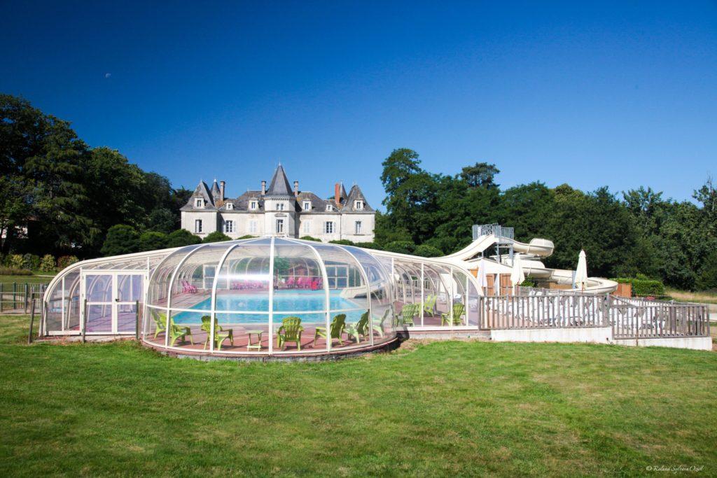 Camping Yelloh Village Chateau la Foret en Vendée 4 étoiles