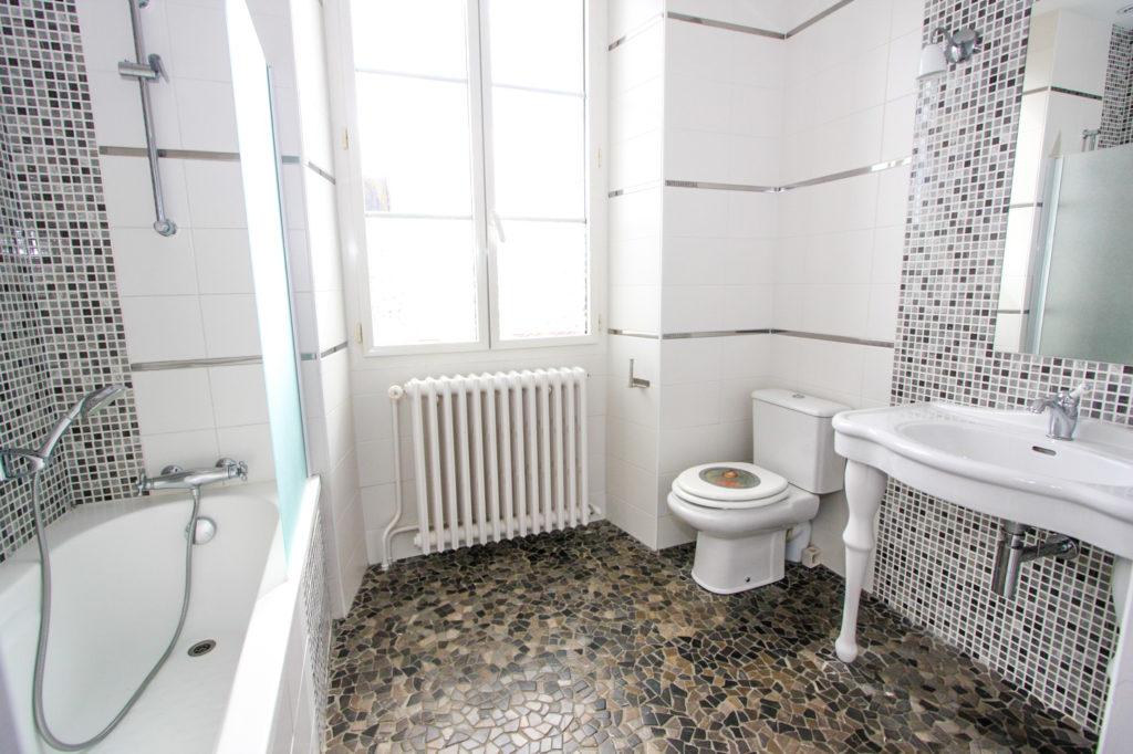 Salle d'eau privée de la chambres d'hotes